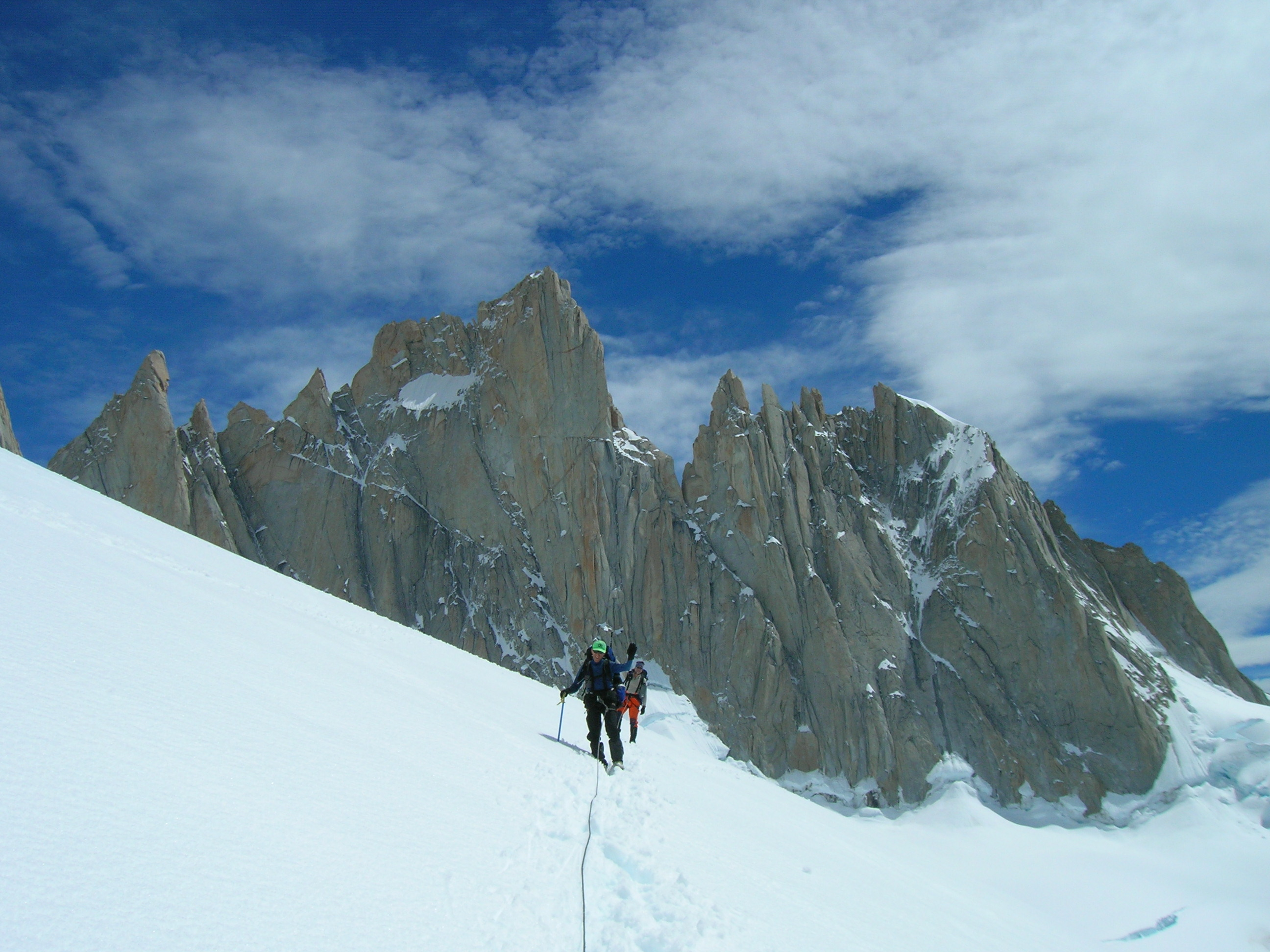 INTRO TO MOUNTAINEERING