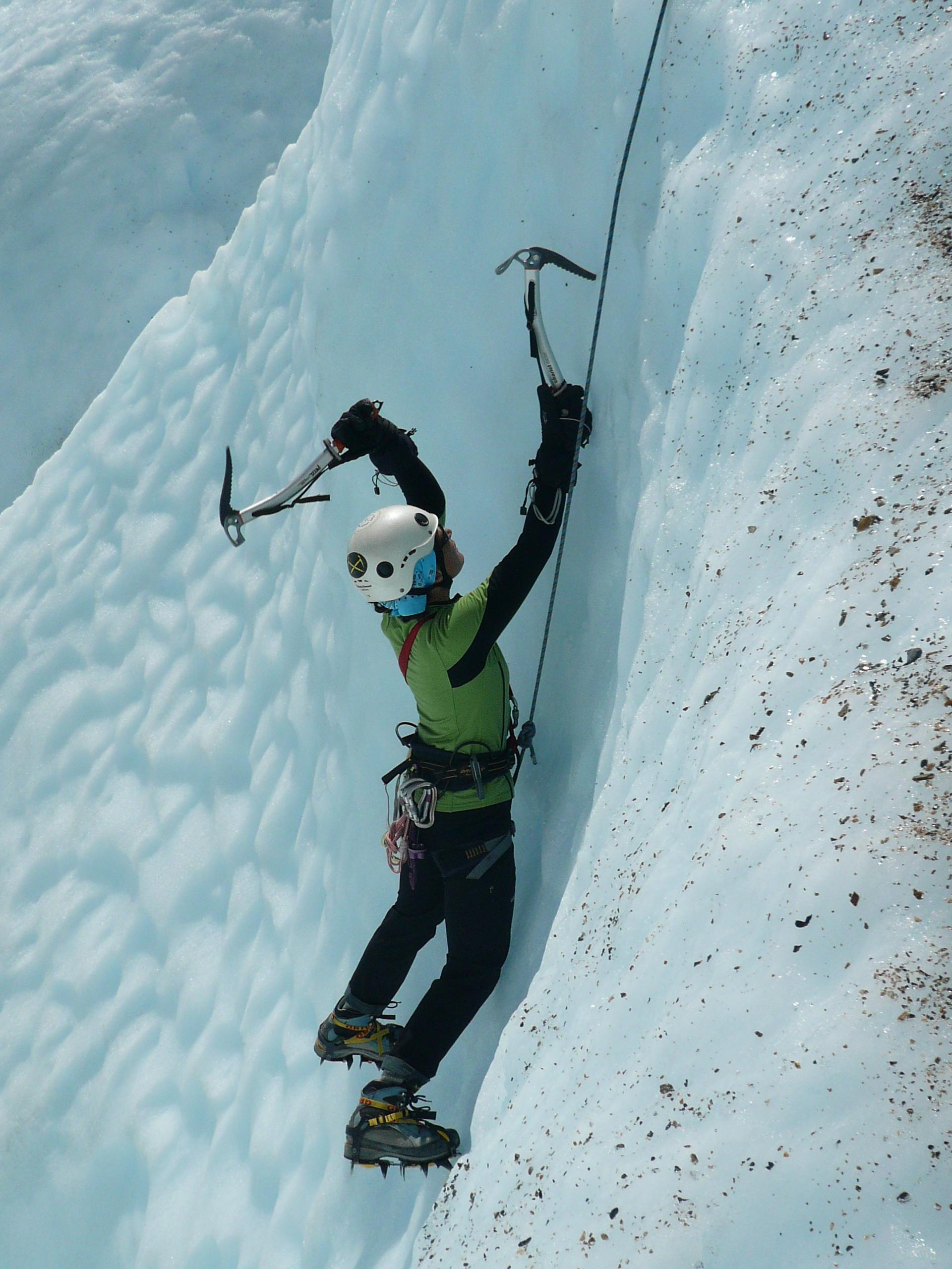 ICE CLIMBING – 2 DAYS