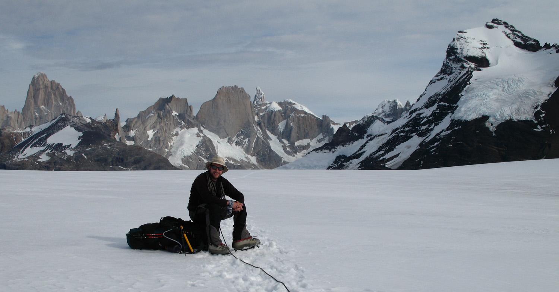 Trekking glaciar al Paso Marconi – 3 días