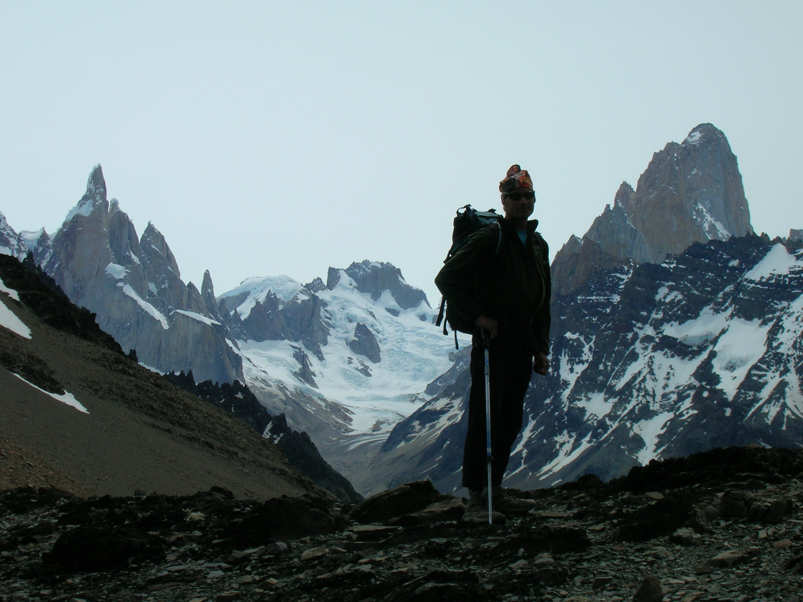 Loma del Pliegue Tumbado y descenso por Paso de las Agachonas
