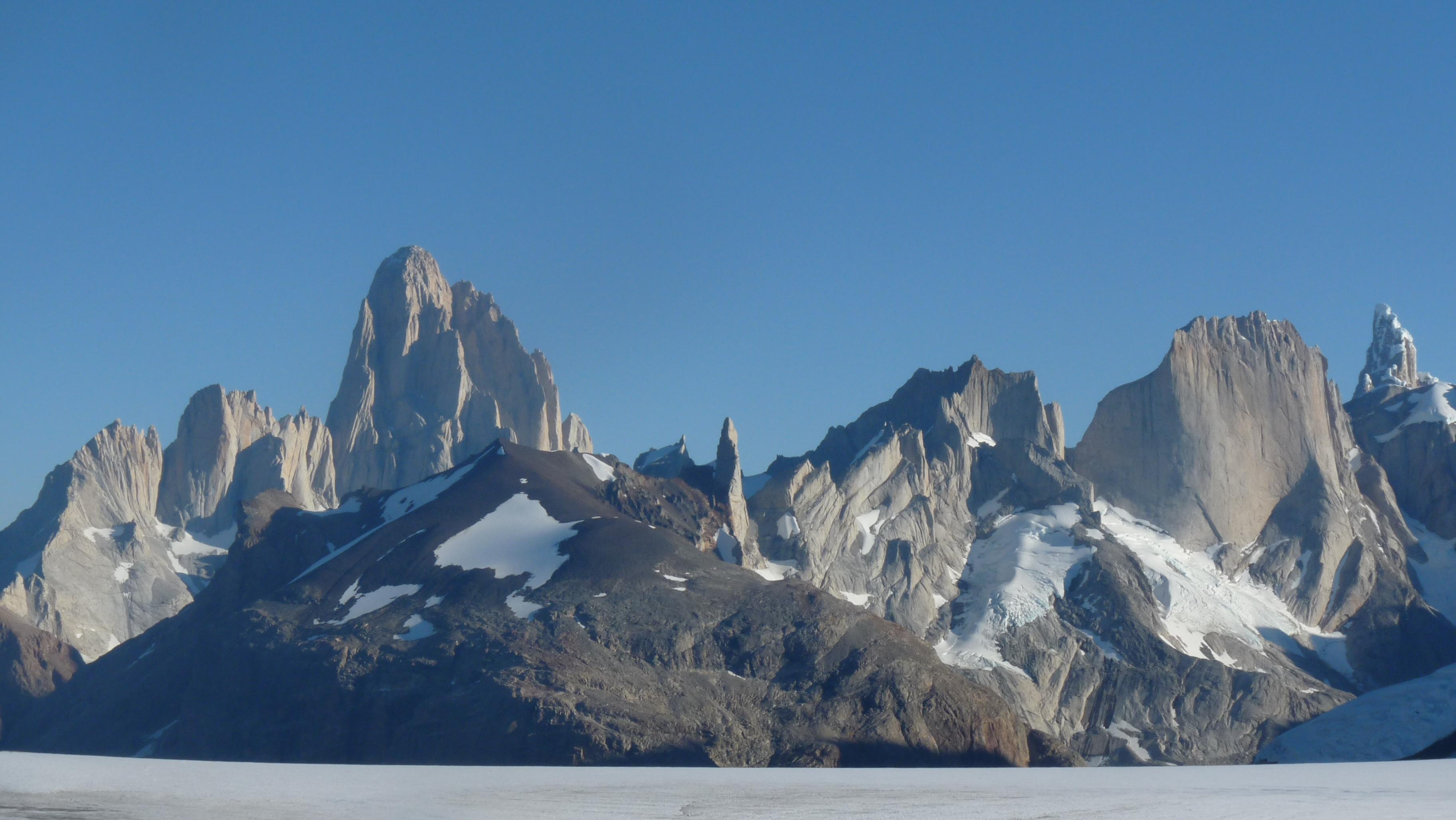 Paso Marconi 4-day glacier trek