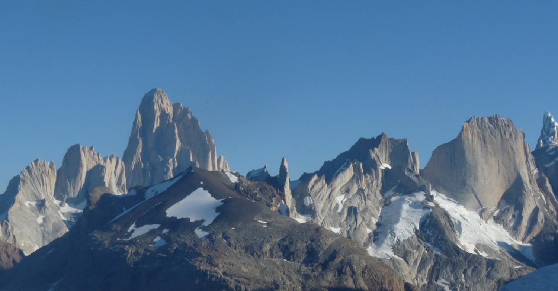 Trekking glaciar al Paso Marconi – 4 días